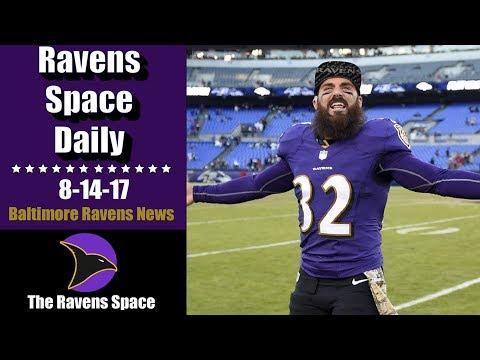 More Injury Scares -  8-14-17 Baltimore Ravens News