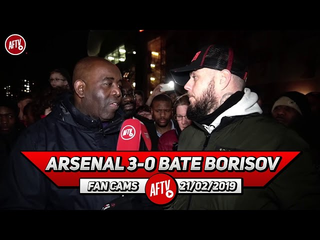Arsenal 3-0 BATE Borisov | Ozil Has Not Earned A Starting Place Yet! (DT)
