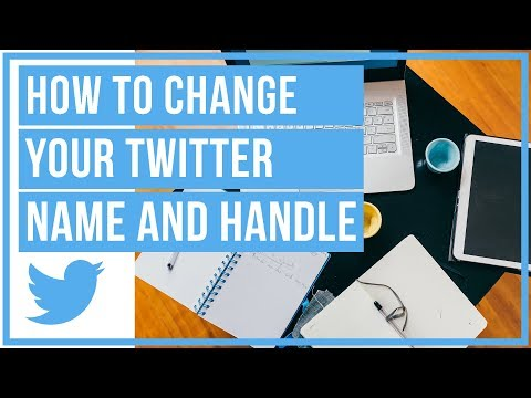 Download How To Change Twitter Name How To Change Twitter