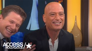 Howie Mandel: Why Is Billy Bush's Farewell Better Than Michael Strahan's? | Access Hollywood