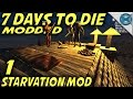 7 Days to Die Modded | EP 1 | Starvation Mod | MP Let's Play Starvation Mod | Alpha 15 (S1)