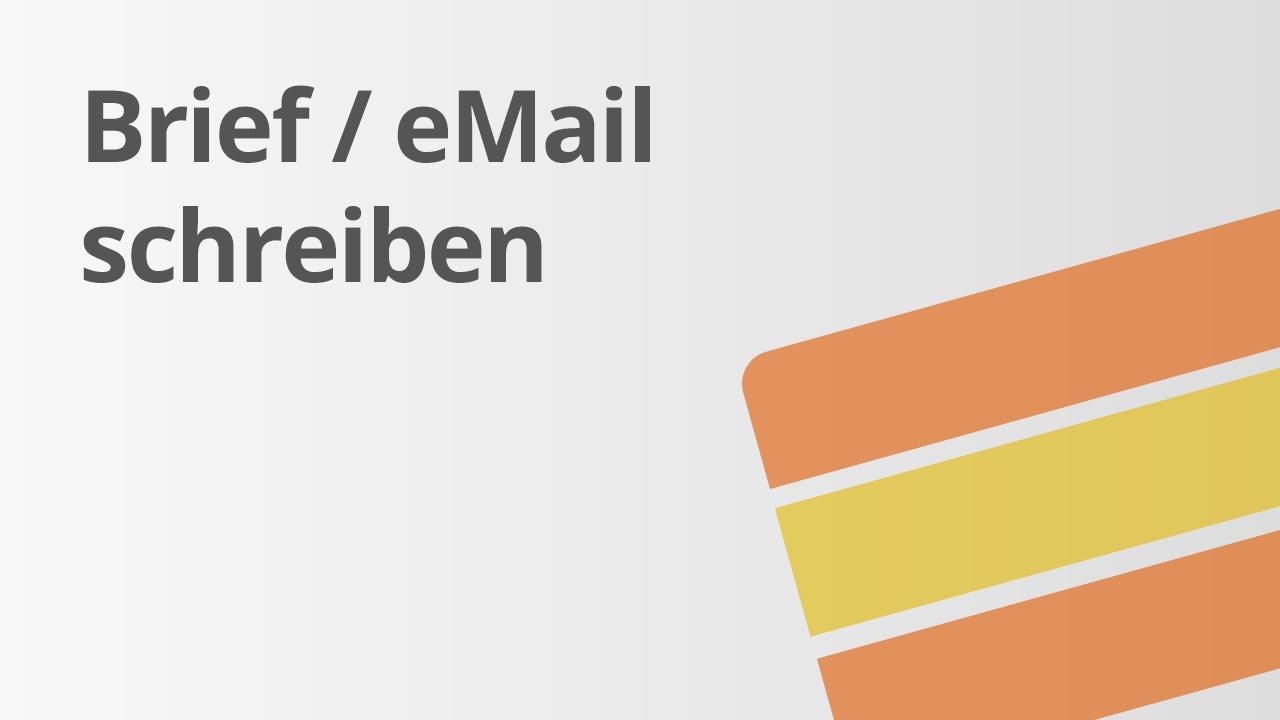 Eine E Mail Oder Einen Brief Verfassen Spanisch Textproduktion