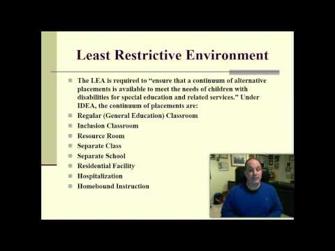 Authorized implications from LRE
