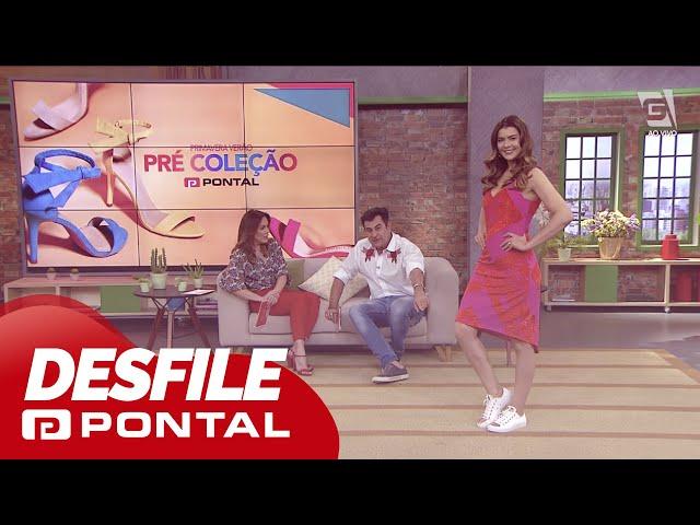 DESFILE PONTAL – PROGRAMA MULHERES DO DIA 3 DE OUTUBRO DE 2019
