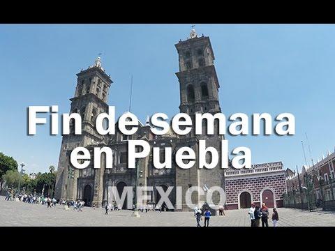 3 días en Puebla - MEXICO