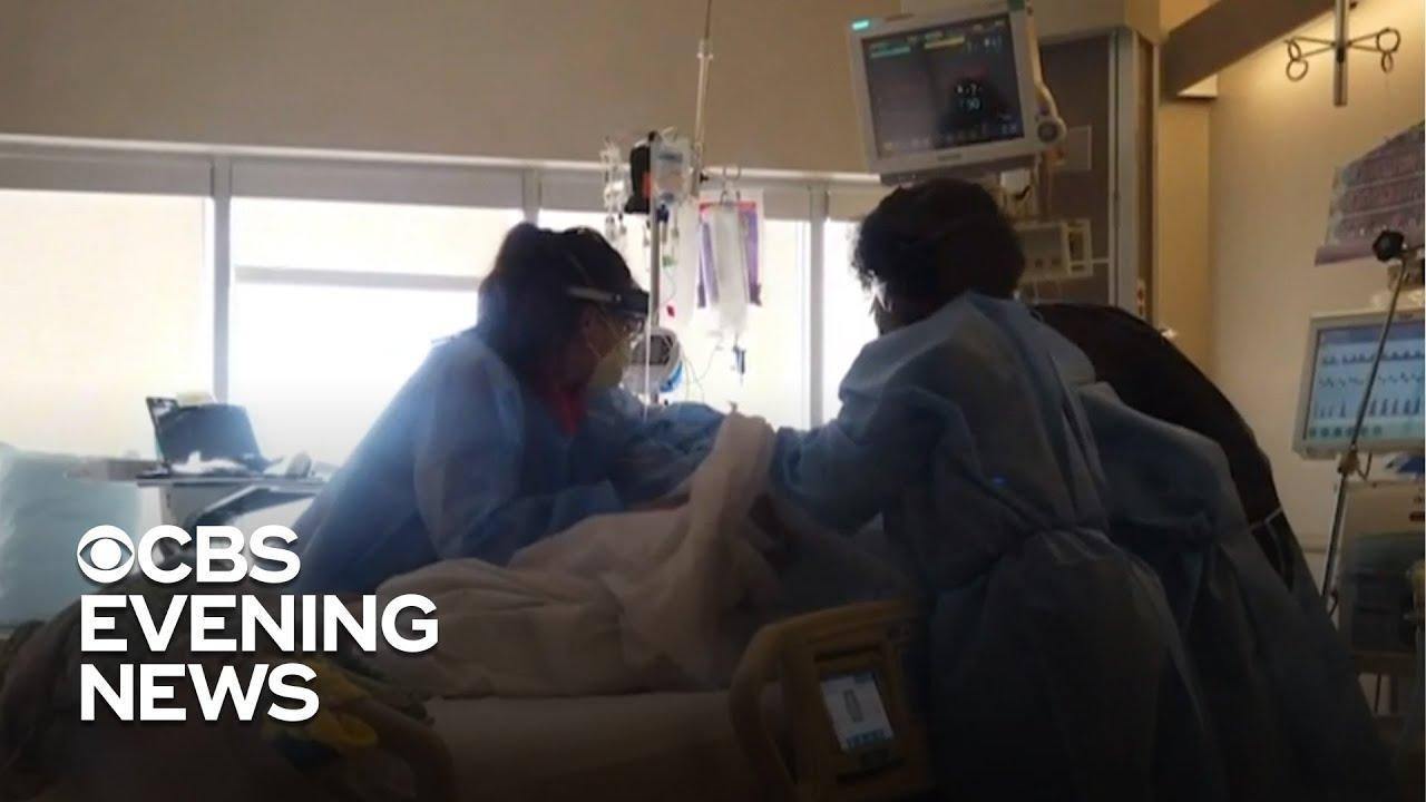 States struggle to contain coronavirus as U.S. deaths surpass 300,000