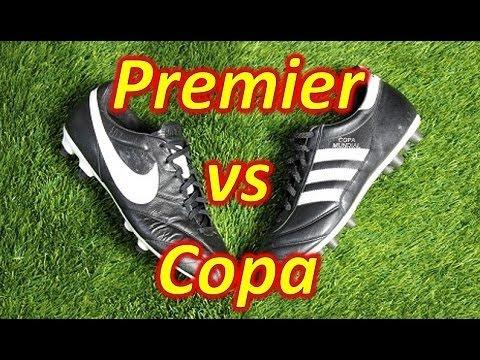 Nike Premier VS Adidas Copa Mundial - Comparison
