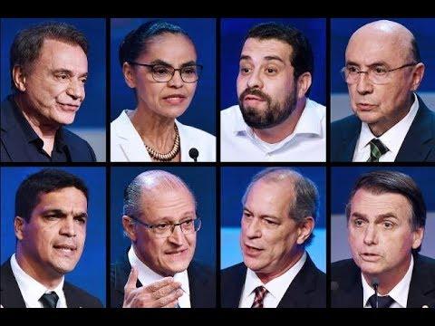 Saldão do Debate: o centro estende o tapete para os radicais.