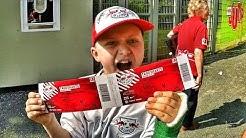 Last Minute Tickets!!! (RB Leipzig vs. TSG Hoffenheim 2:5, 21.04.2018)