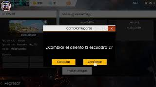 transmitiendo en vivo jugando a FREE FIRE suscriptores y seguidores Región EEUU y Sudamérica