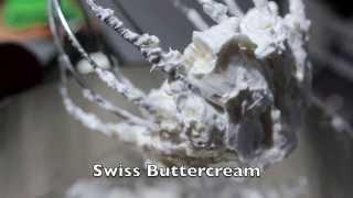 How To Make Light And Fluffy Italian Buttercream- Simplest Method