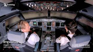 Airbus A320 Emergency Descent