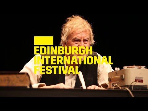Krapp's Last Tape audience reaction   2017 International Festival