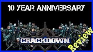 Crackdown: 10 Year Anniversary Review (Xbox 360)