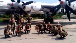 (HD) Жуки - Батарейка по армейске  (cover под гитару )смотреть всем/