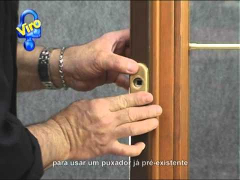 Serratura elettrica v09 portoghese corto doovi - Spranga per porta ...