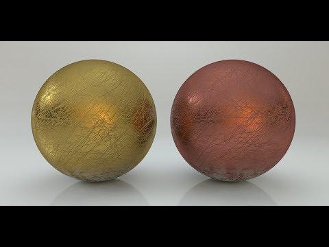 Sketchup V-Ray 3.6 Kaliteli Metal kaplama yapımı
