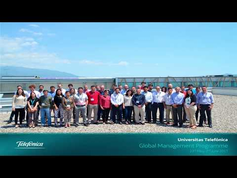 Universitas Telefónica Presents: Global Management Programme 23 May - 2 June 2017 (1st week)