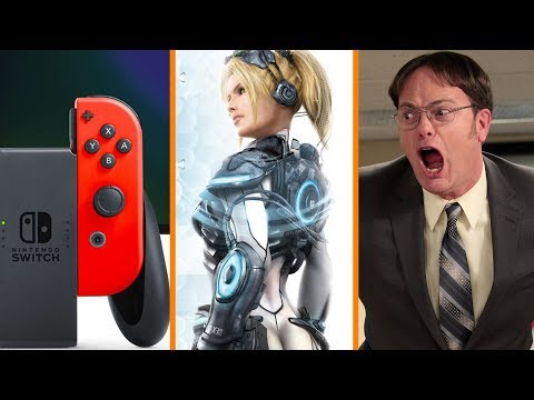 Nintendo Switch Too Early for Success + Blizzard's New Space FPS + The Office RETURNS - The Know