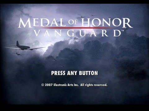 Let's Play Medal of Honor Vanguard Blind Part 2