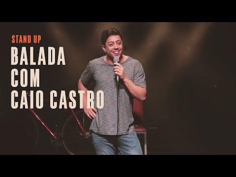 Renato Albani - O dia que eu fui pra balada com o Caio Castro