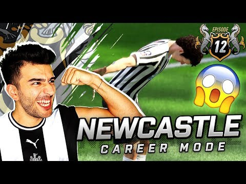 SKOV GOES ABSOLUTELY CRAZY FOR THE GOAL OF THE SEASON! - FIFA 19 NEWCASTLE CAREER MODE #12