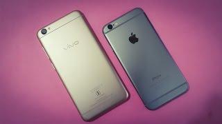 Vivo Y55L vs iPhone 6 | Full Comparison