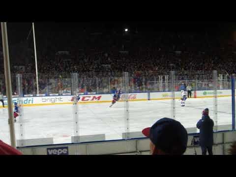 Helsinki Ice Challenge Jokerit-SKA 2.12.2017