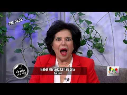 """El Ombligo de la luna - Isabel Martínez / Charla con """"La Tarabilla"""""""