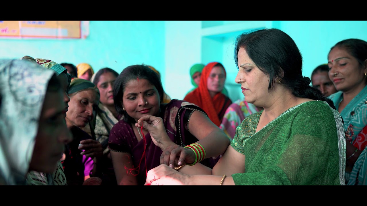 Story of a Swachhagrahi (Mrs. Kamlesh Devi) as Sanitation Champion, Uttar Pradesh, India