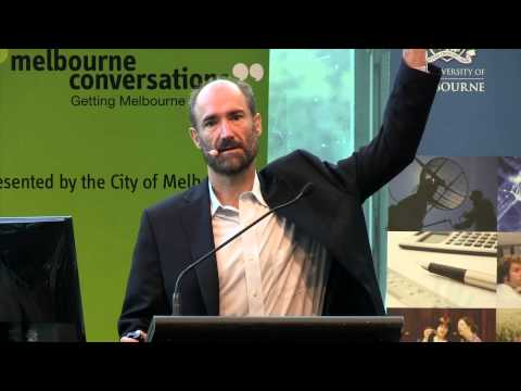 Melbourne Conversations - Personalised Medicine: Me and My Genome