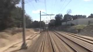 Amtrak Acela Cabride Part 2 -The Rhode Island segment At 150 mph!!!!