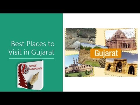 Gujarat tourism (Ahmedabad) | Sightseeing & Tourist Attractions | travel india  rann gujrat