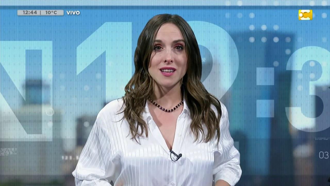 Las Noticias a las 12:30 - 07/08