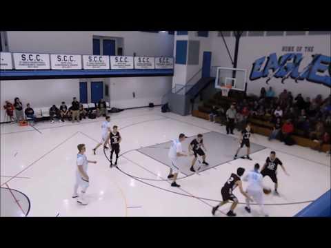 Elfers Christian School Eagles vs West Hernado Christian School Bears