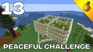 Peaceful Challenge #13: Automatic Potato/Carrot Farm