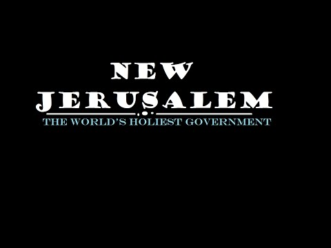 Salvation for Israelites - The World's Holiest Government - Claim Your Inheritance