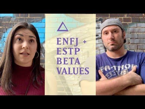ENFJ dating ESTPMiten absoluuttinen radiometrinen dating työ