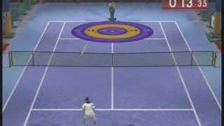Virtua Tennis 3 Video Review (Xbox 360)
