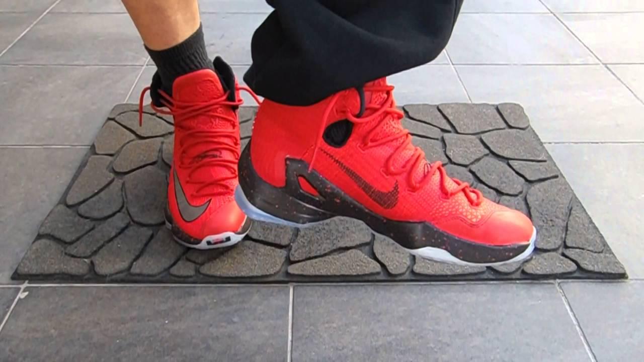 459e71915d3d4 FrenkySneaks - Nike Lebron 13 Elite on FEET!!! - YouTube