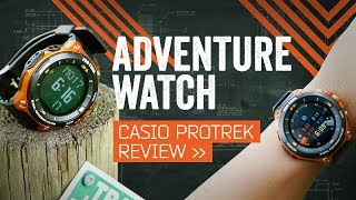 Casio ProTrek Smart Review