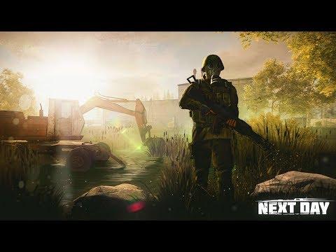 Next Day: Survival Первый взгляд на слабом ноутбуке)