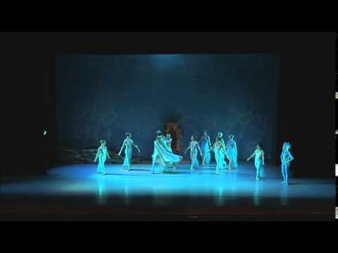 The Little Mermaid Ballet, Live Performance, March 15, 2014. Part One.