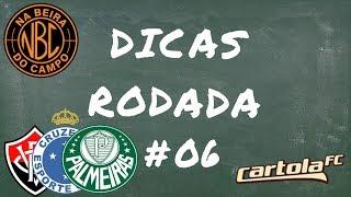 Baixar HORA DA REAÇÃO! - DICAS RODADA #06 - CARTOLA FC 2018