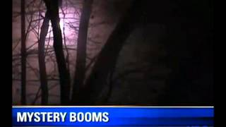 Mystery Booms Fill the Skies Over Central North Texas
