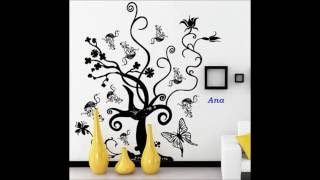 Dekoracija za zid ( Wall stickers )