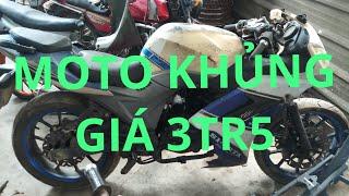 MOTO GIÁ 3TR5 BÃI XE ĐỒNG TÂM TP MỸ THO TIỀN GIANG