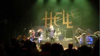 Hell - Pratteln 15.04.2012 - On Earth As It Is In Hell