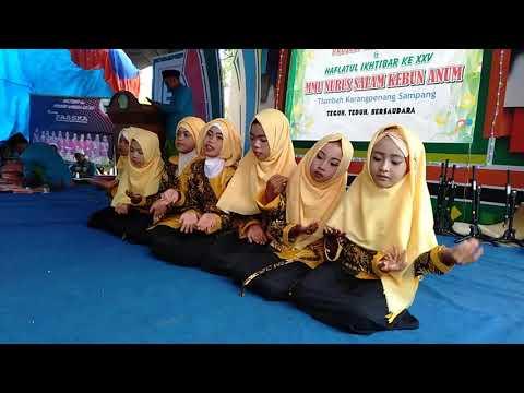 Sedang Viral Tarian Sholawat Koplo