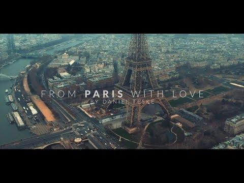 DJI OSMO POCKET & DJI SPARK CINEMATIC PARIS FOOTAGE 2019